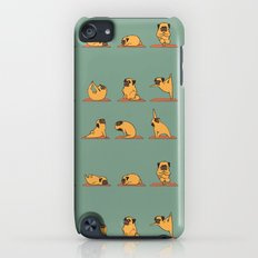 Pug Yoga Slim Case iPod touch
