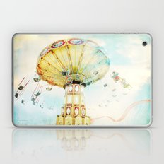 Step Back Into Fun Laptop & iPad Skin
