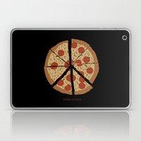 PEACE-A-PIZZA Laptop & iPad Skin