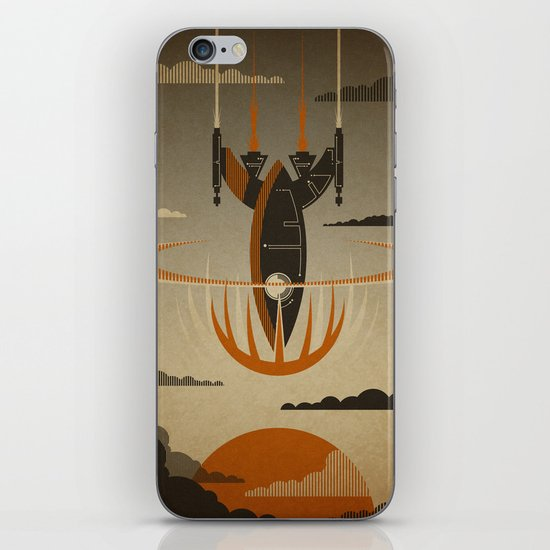 The Return iPhone & iPod Skin