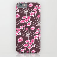 iPhone & iPod Case featuring Floral Sprigs by Rachael Taylor