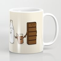 Milk + Chocolate Mug