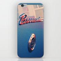 Barracuda Americana iPhone & iPod Skin