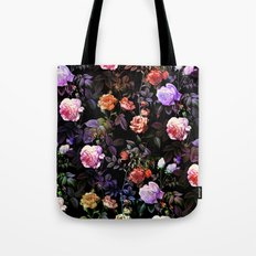 Night Forest III Tote Bag
