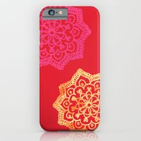 Happy Bright Lace Flower… iPhone 6 Slim Case