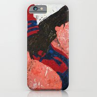 iPhone & iPod Case featuring Roberta by Katie Troisi