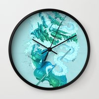 Shipwreck Sonata Wall Clock