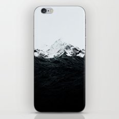 Those waves were like mountains iPhone & iPod Skin
