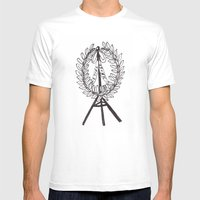 Still Drunk Mens Fitted Tee White SMALL