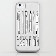 Weapons Of Mass Creation iPhone 5c Slim Case