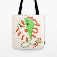 - 凧 -  Tote Bag