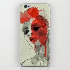 lost in dreams iPhone & iPod Skin