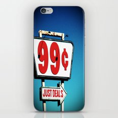 99 Cents. iPhone & iPod Skin