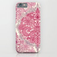 Happy Place Doodle In Be… iPhone 6 Slim Case