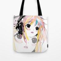 Yuki Remix Tote Bag
