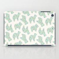 Animal Cookies - in Mint iPad Case
