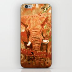 The Charge Pt. 1 iPhone & iPod Skin