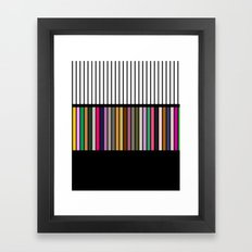 Sound NO.2 Framed Art Print