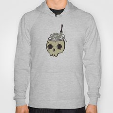 Quirky Indie Skull Hoody