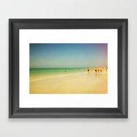Siesta #1 Framed Art Print