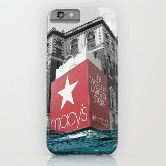 Macy's water line iPhone & iPod Case