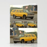 Eric's New Age Suburban … Stationery Cards