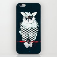 waiting for the night iPhone & iPod Skin
