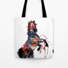 Horse (Bohemian) Tote Bag
