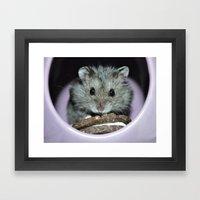 cookie time! Framed Art Print