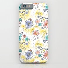 Brilliant Blooms iPhone 6 Slim Case