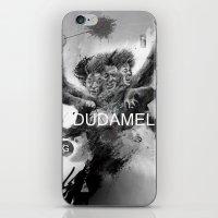 Proyecto Dudamel iPhone & iPod Skin