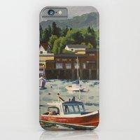 Bass Harbor, Maine iPhone 6 Slim Case