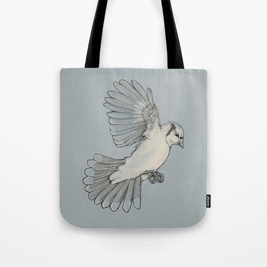 Dynamic Flight Tote Bag