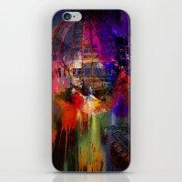 Atomium 58 iPhone & iPod Skin