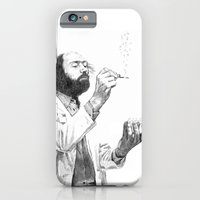 iPhone & iPod Case featuring Virus by Cristian Blanxer