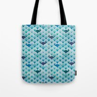 SONG OF THE SEA Tote Bag