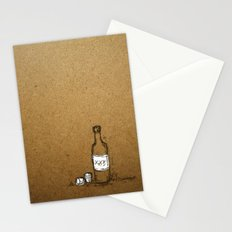 Booze Stationery Cards