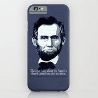iPhone & iPod Case featuring The Best Thing About the Future by J.Nell Konschak