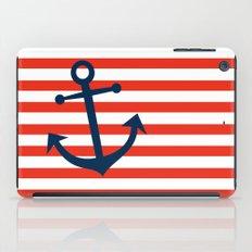 Nautical Anchor iPad Case