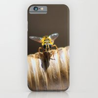 bee iPhone & iPod Cases featuring BEE by Avigur
