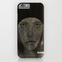 Mystery Girl iPhone 6 Slim Case