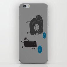 Like Father Like Son iPhone & iPod Skin
