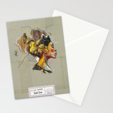 Erykah Badu - Soul Sister | Soul Brother Stationery Cards