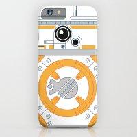 Minimal BB8 Droid iPhone 6 Slim Case