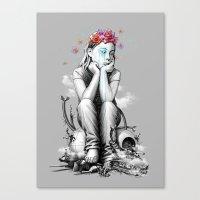 ROZITA Canvas Print