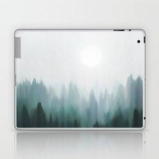 Autumn Fog | Green Edition Laptop & iPad Skin