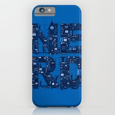 NERD HQ iPhone 6 Slim Case