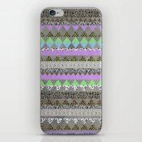 CANDIE LEO iPhone & iPod Skin