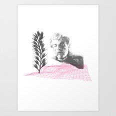 oh my own singularity Art Print