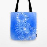 Scorpio, constellation series Tote Bag